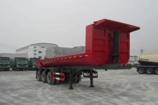 运力9米31.5吨3自卸半挂车