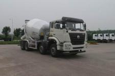 豪瀚牌ZZ5315GJBN3063E1型混凝土搅拌运输车(ZZ5315GJBN3063E1混凝土搅拌运输车)