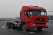 红岩牌CQ4256HXDG334型半挂牵引汽车图片
