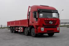 红岩前四后八货车350马力15960吨(CQ1316HTVG466H)