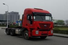 红岩牌CQ4256HTVG334型半挂牵引汽车图片