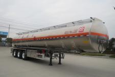 醒狮12.6米33.3吨3铝合金运油半挂车