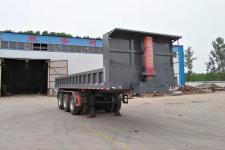 梁山宇翔8.5米31.5吨3轴自卸半挂车(YXM9400ZH)