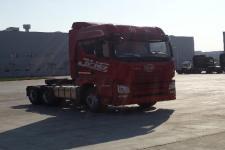 解放牌CA4259P25K2T1E5A80型平头柴油牵引车图片