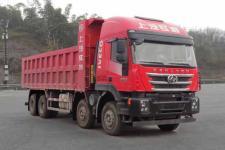 红岩牌CQ3316HYVG366LA型自卸汽车图片
