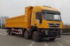 红岩牌CQ3316HYVG486L型自卸汽车图片