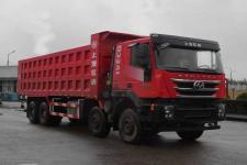 红岩牌CQ3316HYVG466L型自卸汽车图片