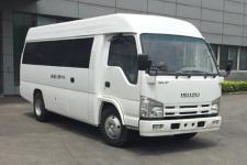 10座五十铃QL6590A6HD轻型客车
