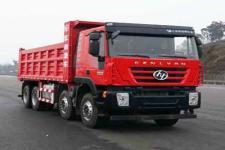 红岩牌CQ3316HXVG276型自卸汽车图片