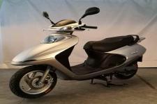 建设牌JS110T-3D型两轮摩托车图片