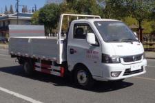 国六东风途逸桶装垃圾运输车