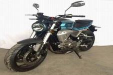建设牌JS250-10D型两轮摩托车图片