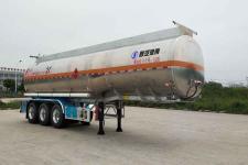 陕汽牌SHN9400GYYP425型铝合金运油半挂车图片