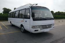 海格牌KLQ6822EV0N2型纯电动客车图片
