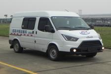 江铃牌JX5047XLLMJ6型疫苗冷链车图片