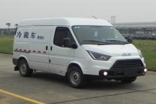 江铃牌JX5047XLCMJ6型冷藏车图片