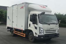 江铃牌JX5075XXYTG25型厢式运输车图片