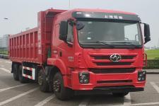 红岩牌CQ3316ZTVG336型自卸汽车图片