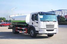 华威驰乐牌SGZ5180GPSCA6型绿化喷洒车