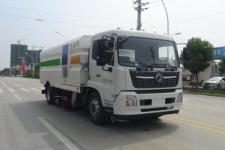 華通牌HCQ5180TXSDF6型洗掃車