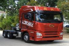 解放牌CA4255P25K2T1NE6A80型危险品运输半挂牵引车图片