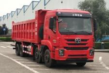 红岩牌CQ3316ZTVG396型自卸汽车图片