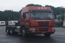 解放牌CA4253P1K2T1E6A80型平头柴油牵引车图片