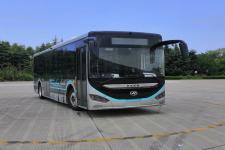海格牌KLQ6106GAEVN7型纯电动城市客车图片