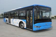 亚星牌JS6108GHBEV31型纯电动城市客车图片