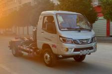 程力威牌CLW5037ZXXZB6型车厢可卸式垃圾车