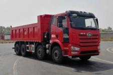 解放牌CA3310P62K1LT4E6型平头柴油自卸汽车图片