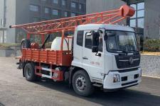 楚飞牌CLQ5110TZJ6D型钻机车