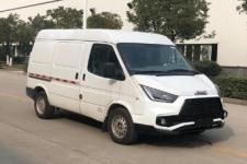 江铃牌JX5040XXYTCA-L6型厢式运输车图片