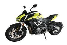 钱江牌QJ600GS-3A型两轮摩托车图片