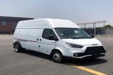 江铃牌JX5040XXYTHB-N6型厢式运输车图片