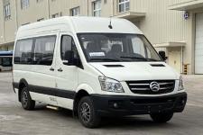 5.9米|10-14座金旅纯电动客车(XML6593JEVJ0)
