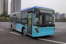 8.2米广客GTZ6817BEVB1纯电动城市客车