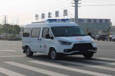 國六江鈴全順救護車廠家直銷價格 18871138496