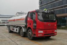 楚胜牌CSC5262GYYLC5型铝合金运油车