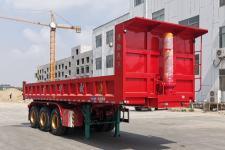 华劲9米31.7吨3轴自卸半挂车(LHS9405ZHX)