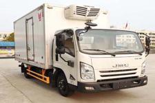 江铃牌JX5045XLCTGA25型冷藏车图片