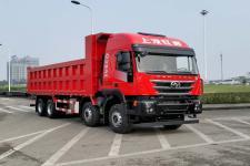 红岩牌CQ3317HD12386型自卸汽车图片