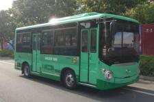 海格牌KLQ6650GEVN6型纯电动城市客车图片