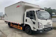 江铃牌JX5045XXYTG25型厢式运输车图片