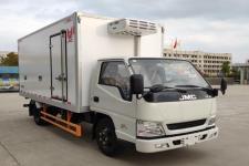 江铃牌JX5041XLCTG25型冷藏车图片