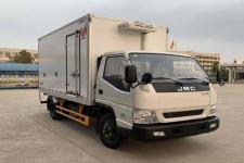 江铃牌JX5042XLCTG25型冷藏车图片