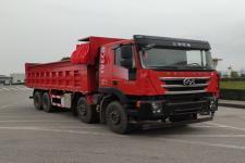 红岩牌CQ3317HD10366型自卸汽车图片