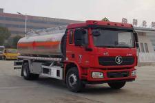 楚胜牌CSC5189GYYLS6型铝合金运油车价格