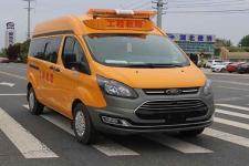 国六江铃福特应急工程救险车