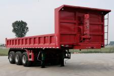 威正百业8.5米31.5吨3轴自卸半挂车(WZB9400ZH)